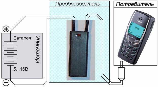 Как сделать в ручную зарядное устройство